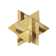 Project Genius Bamboo Puzzle: The Splinter (1 of 6)