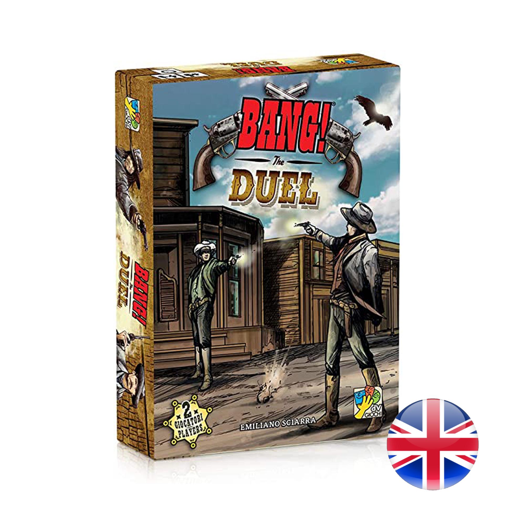 daVinci Editrice Bang! The Duel
