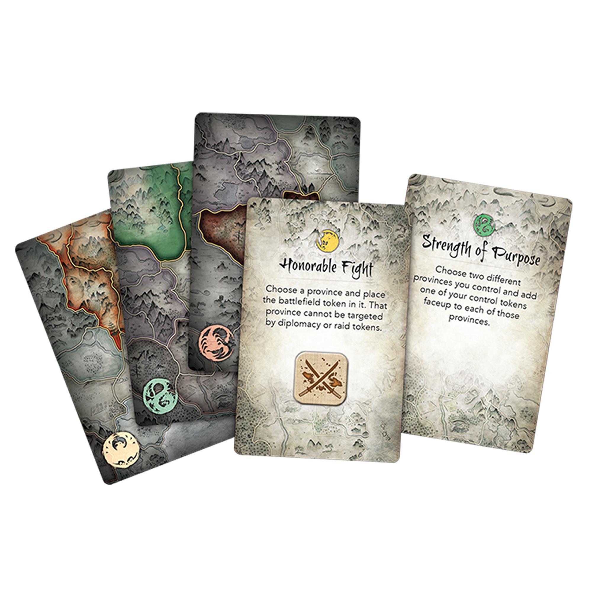 Fantasy Flight Games Battle for Rokugan VF
