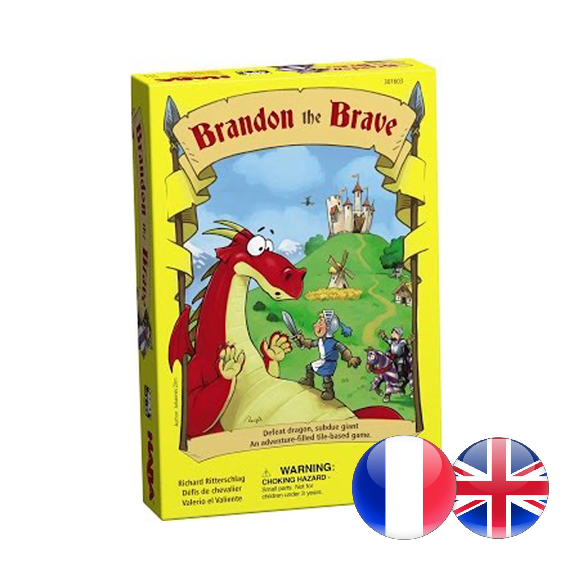 Haba Brandon the Brave