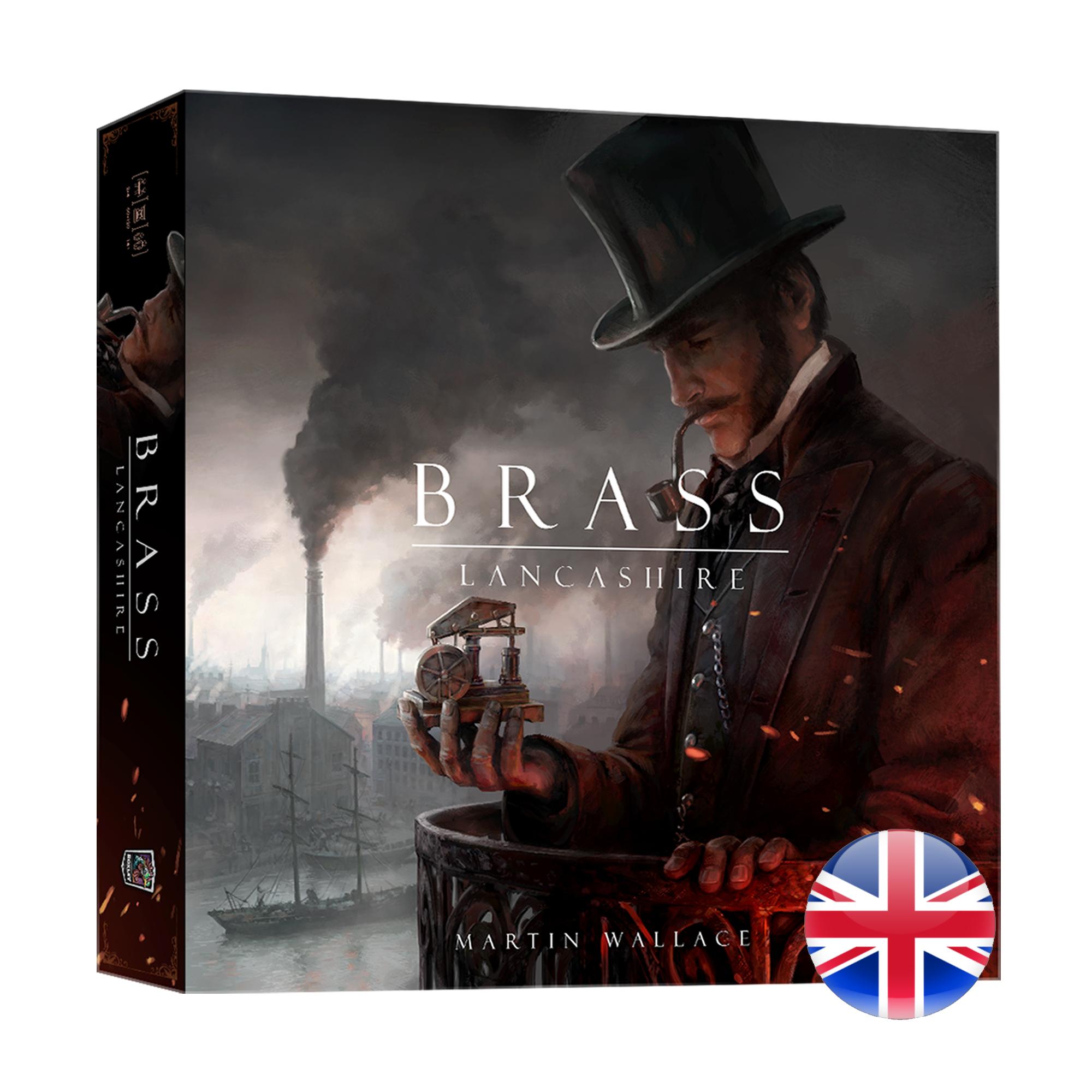 Roxley Brass: Lancashire VA