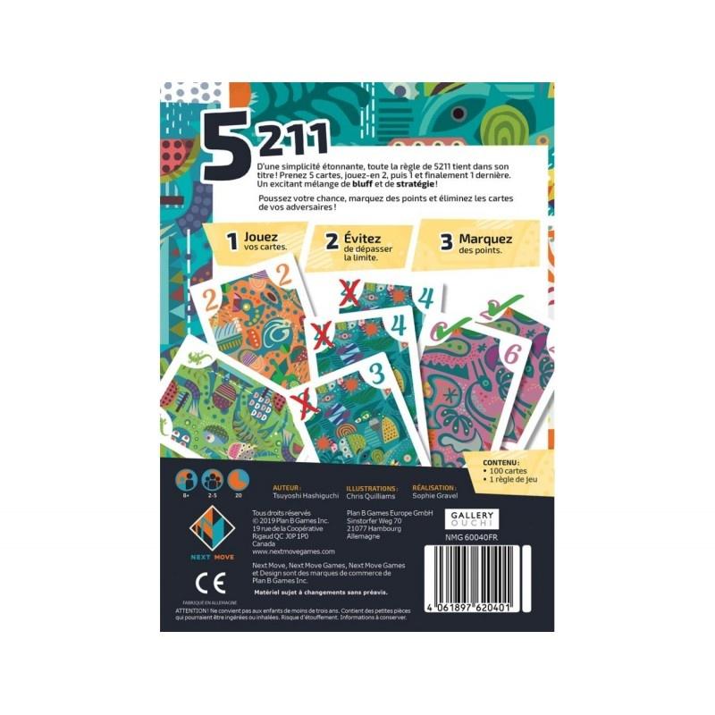 Next move game 5211 (multi)
