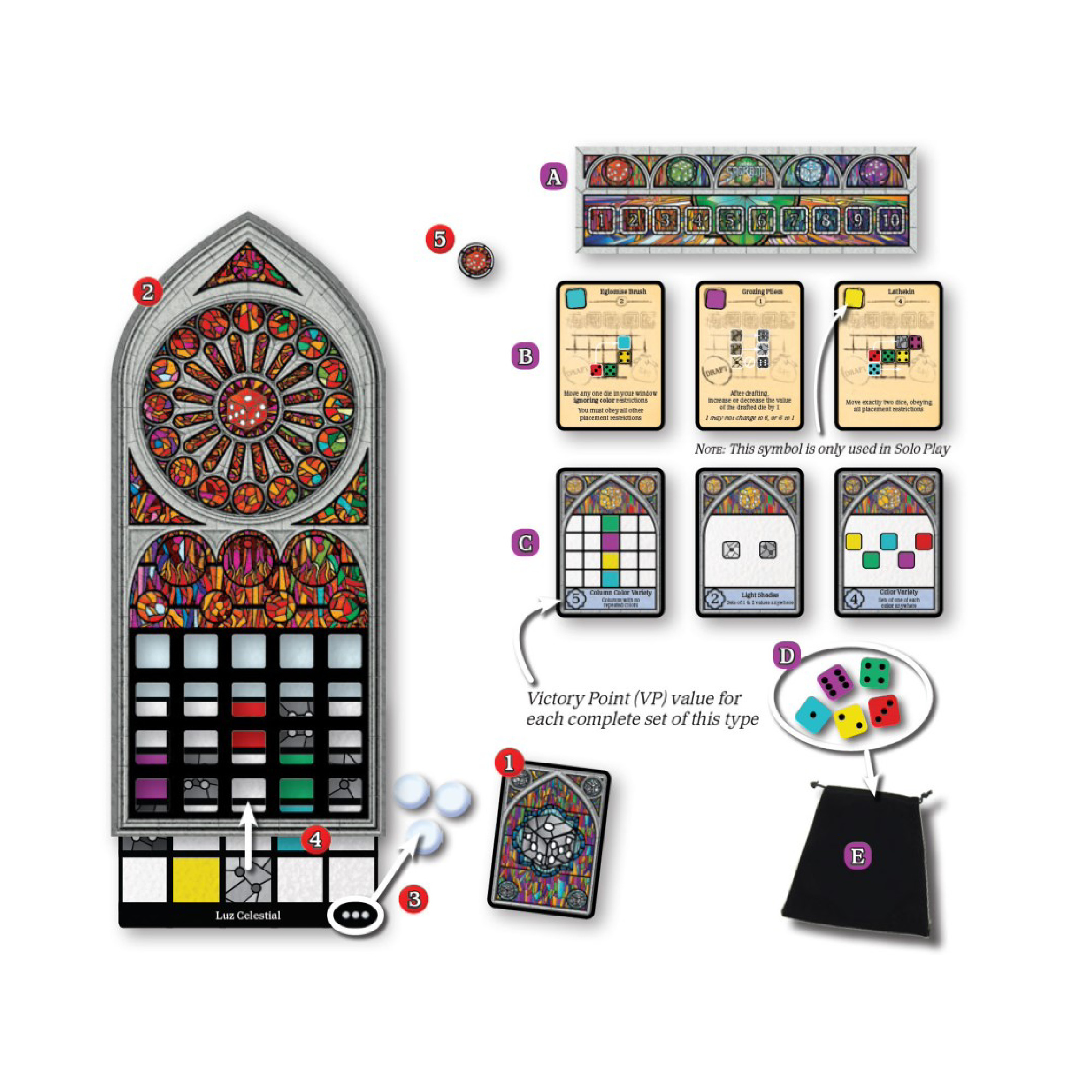 Floodgate Games Sagrada VA