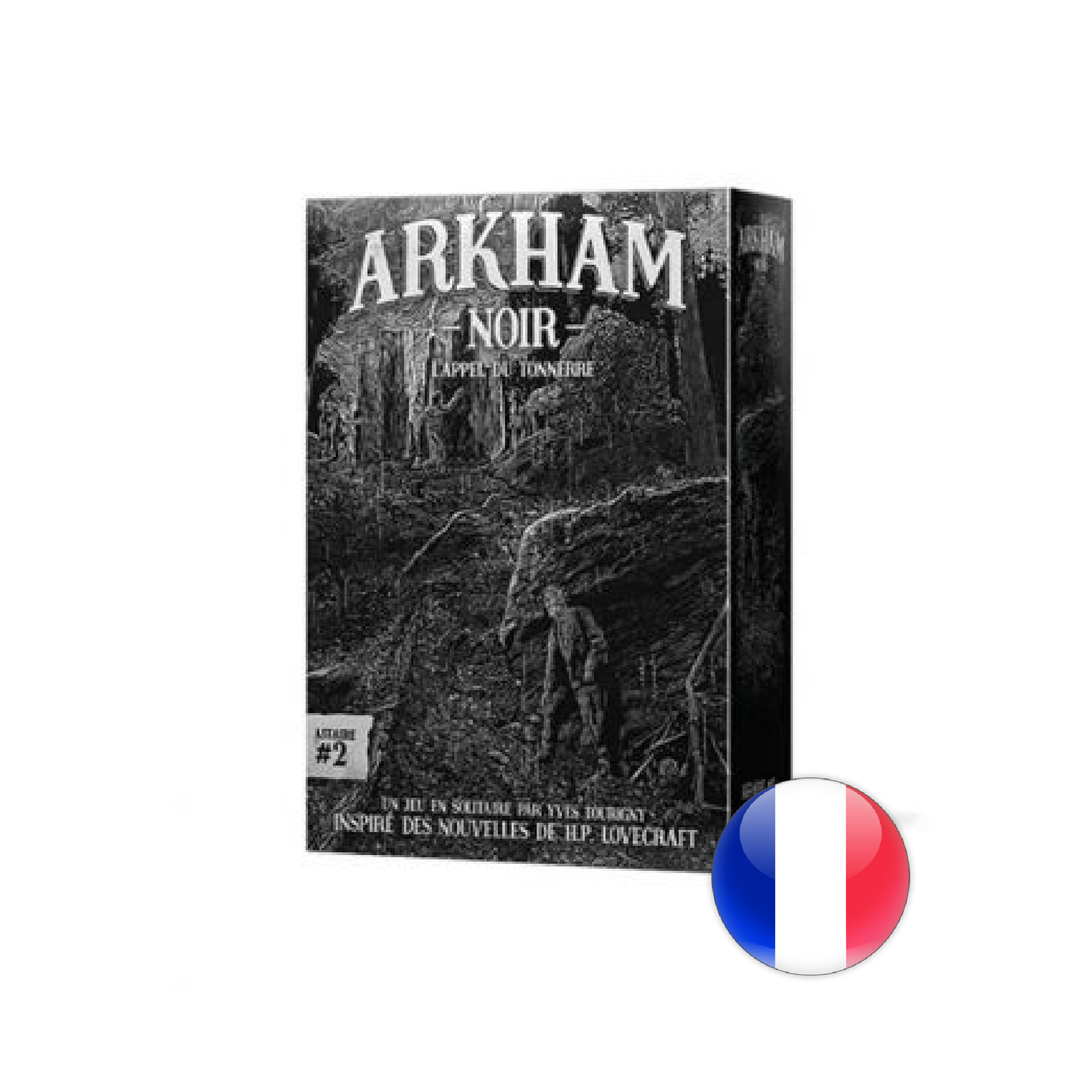 Edge Entertainment Arkham Noir - Affaire #2