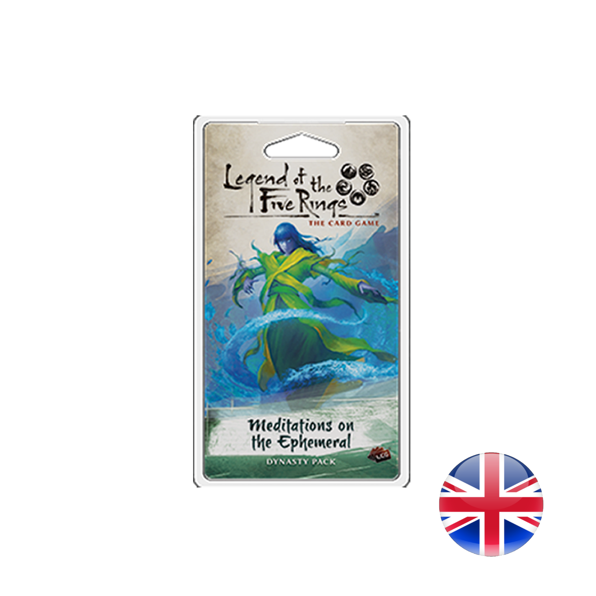 Fantasy Flight Games Legend of the Five Rings: Meditations on the Ephemeral