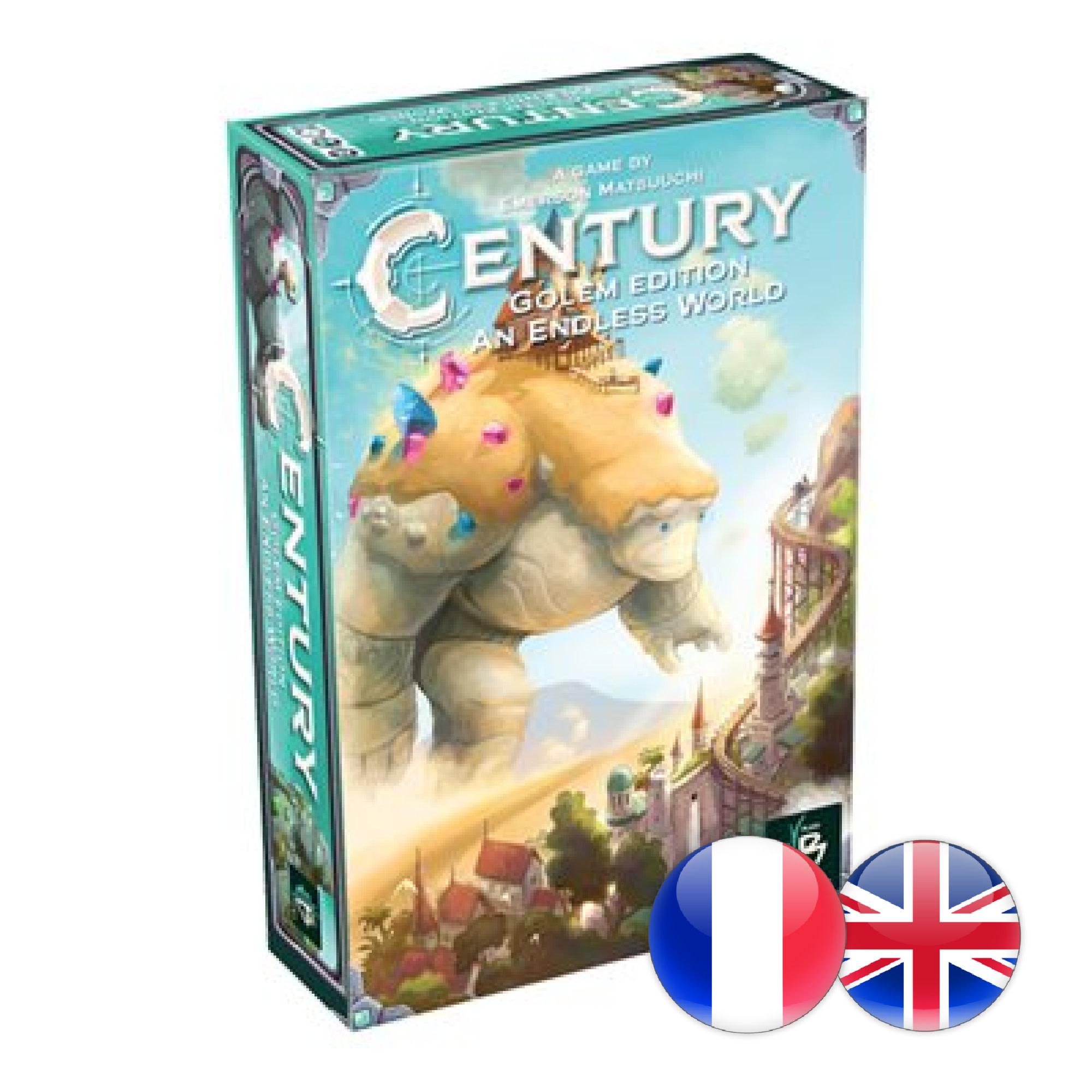Century Golem: Endless World (multi)