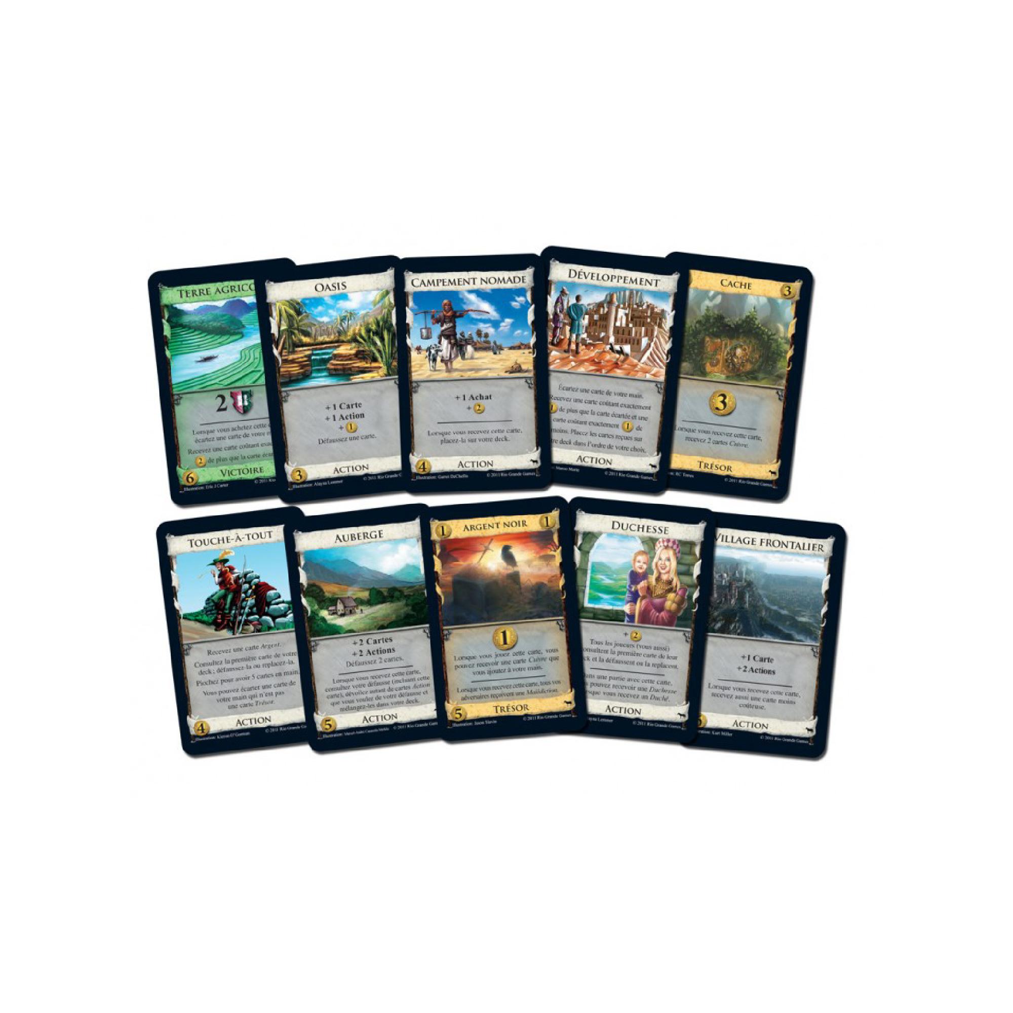 Rio Grande Games Dominion VF
