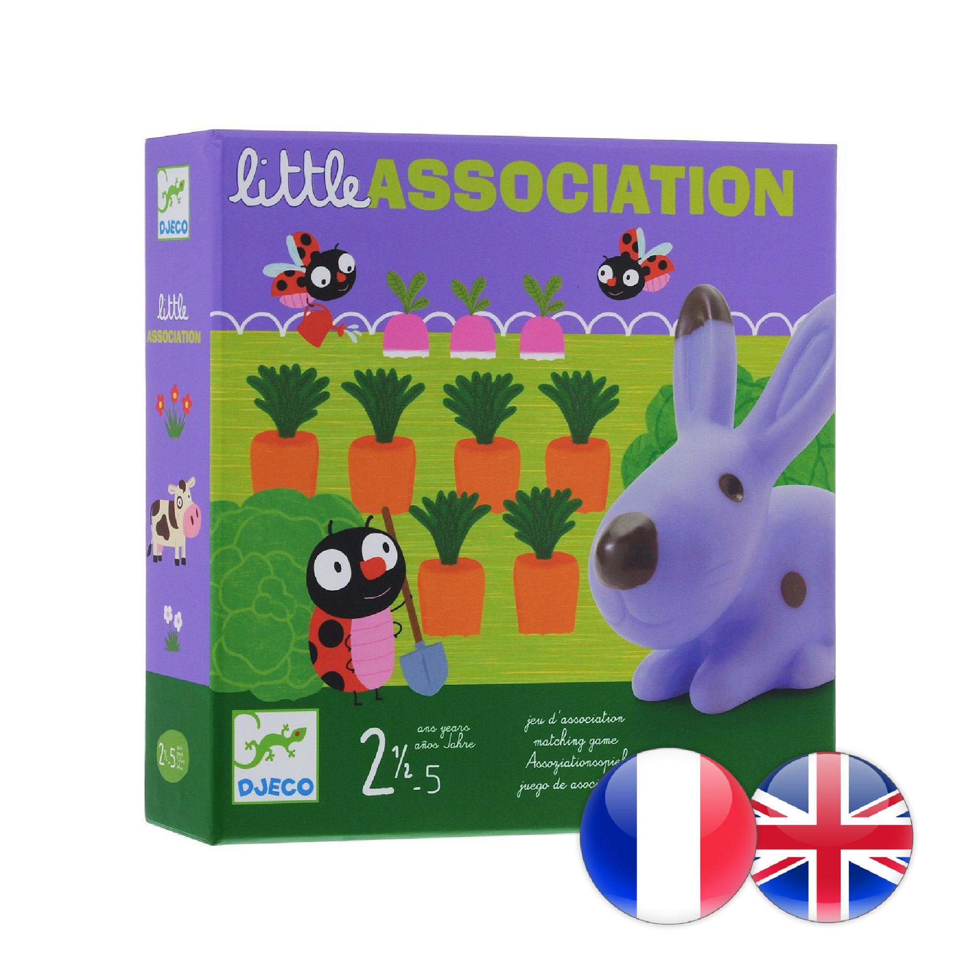 Djeco Little Association (multi)