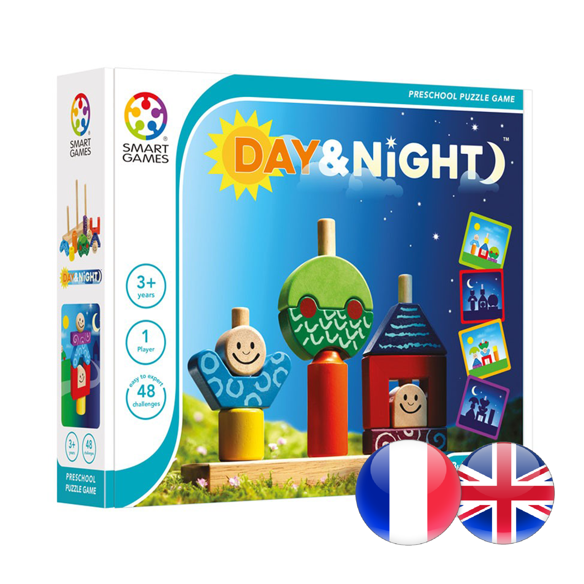 Smart Games Day and Night (multi)