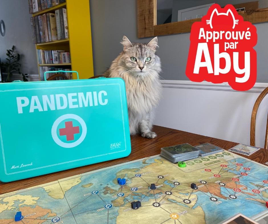 Pandemic - Approuvé par Aby