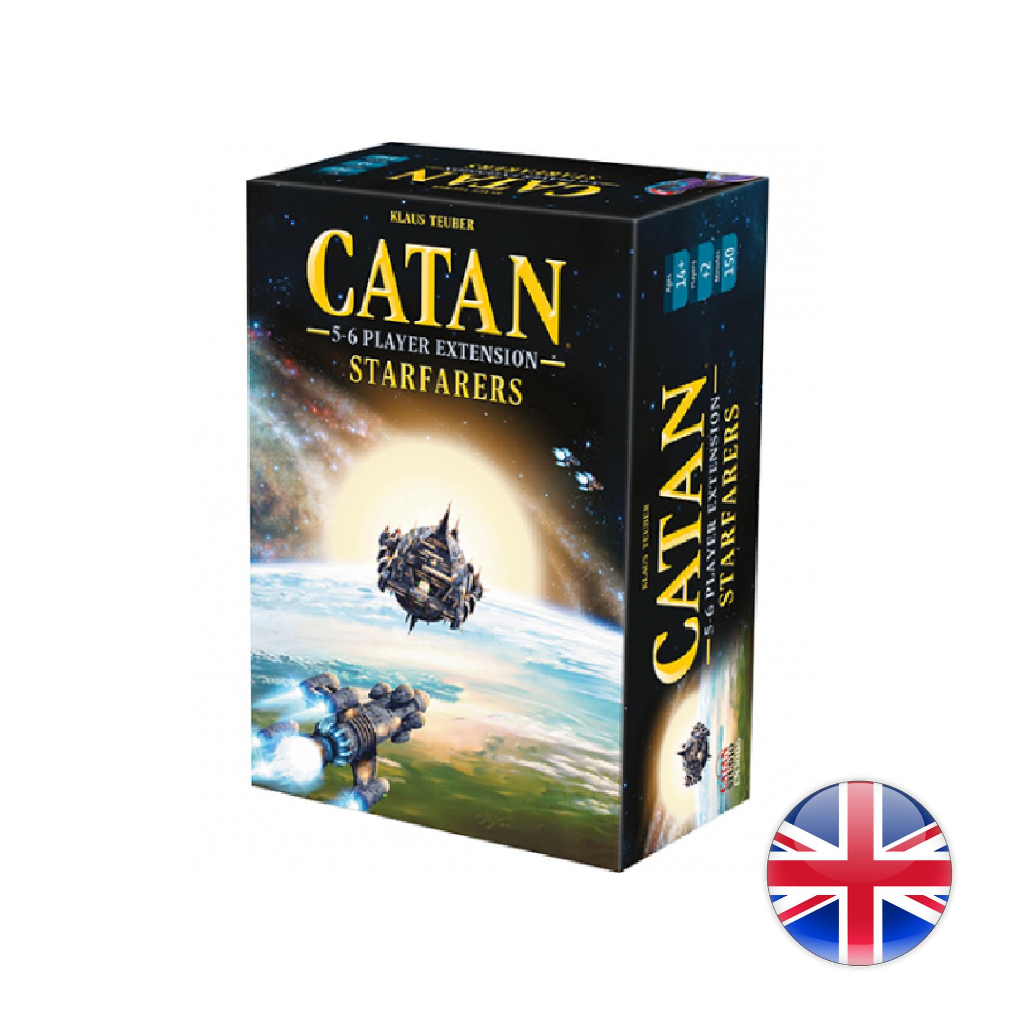Catan - Starfarers - 5-6 players