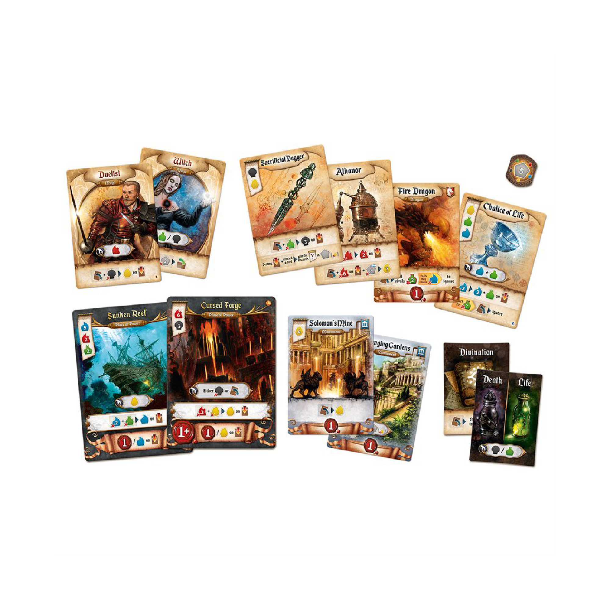 Sand Castle games Res Arcana VF