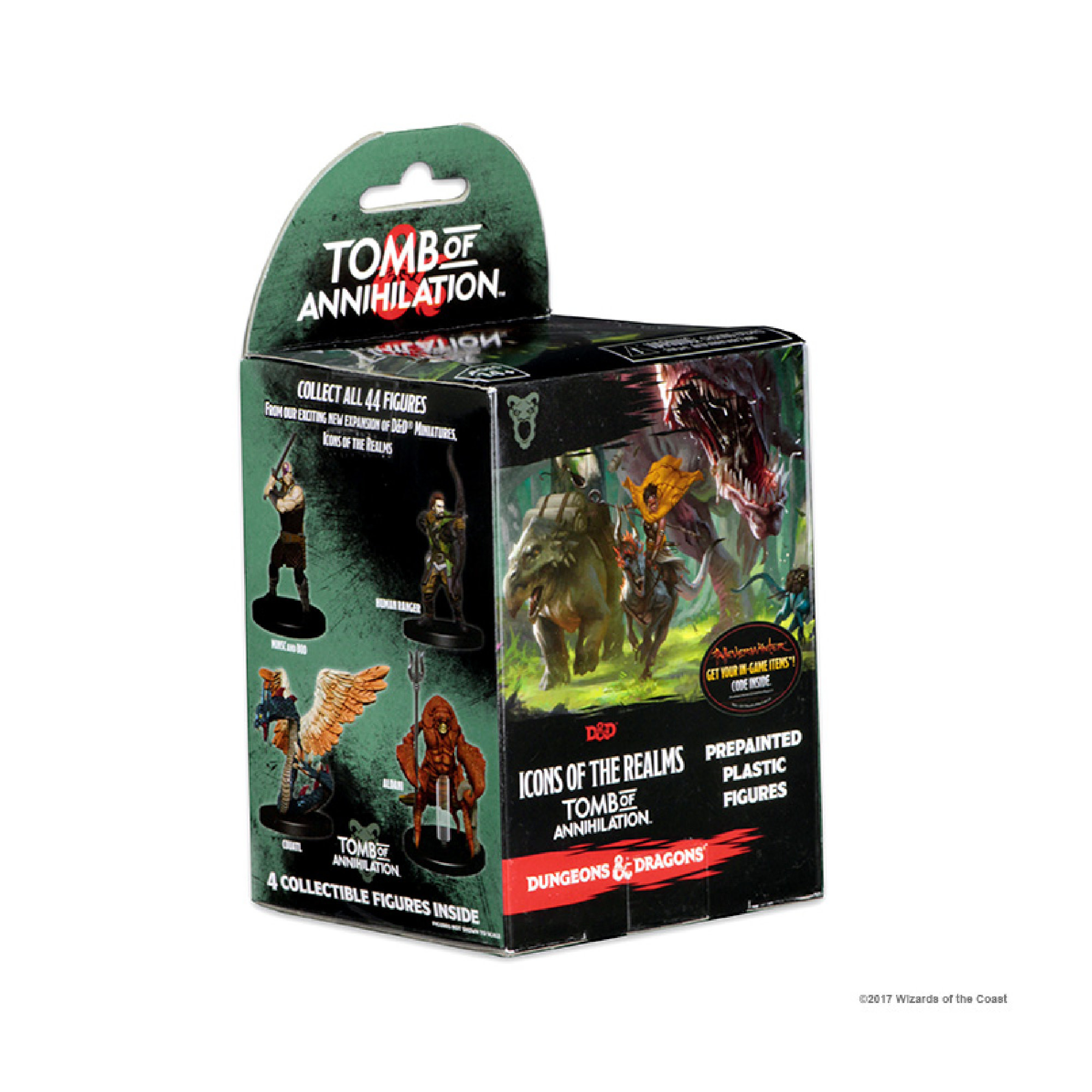 Wizkids Games D&D Dungeons and Dragons: Icons 7 - Tomb of Annihilation