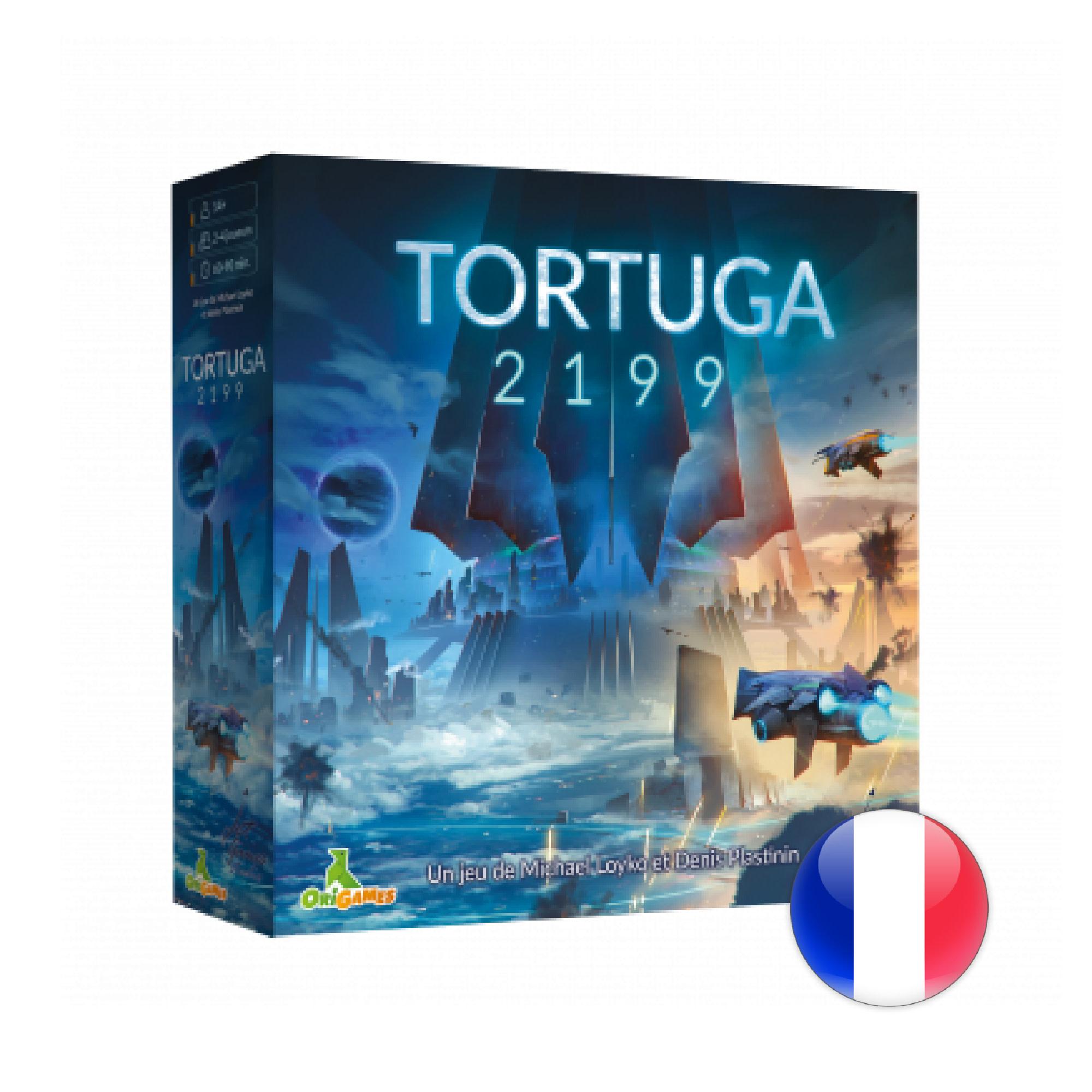 Origames Tortuga 2199