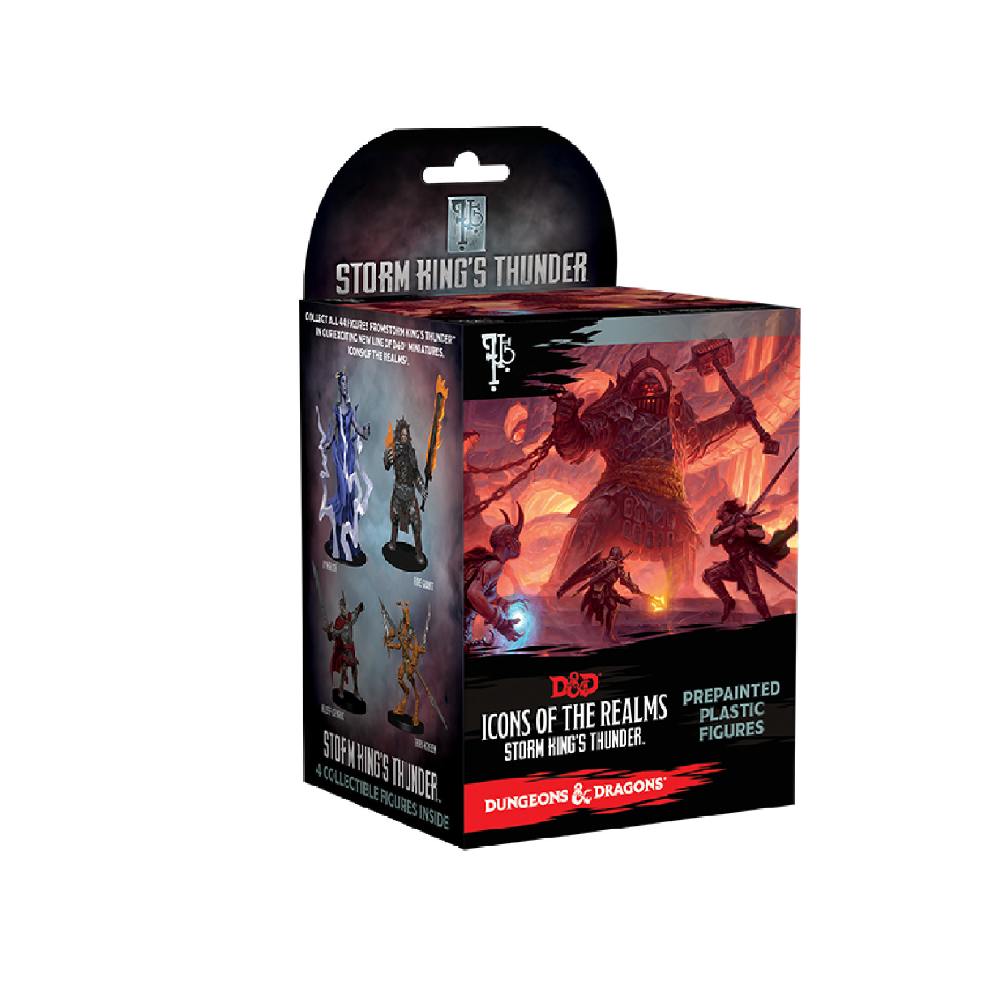 Wizkids Games D&D Minis Icons 5 : Storm King's Thunder Booster