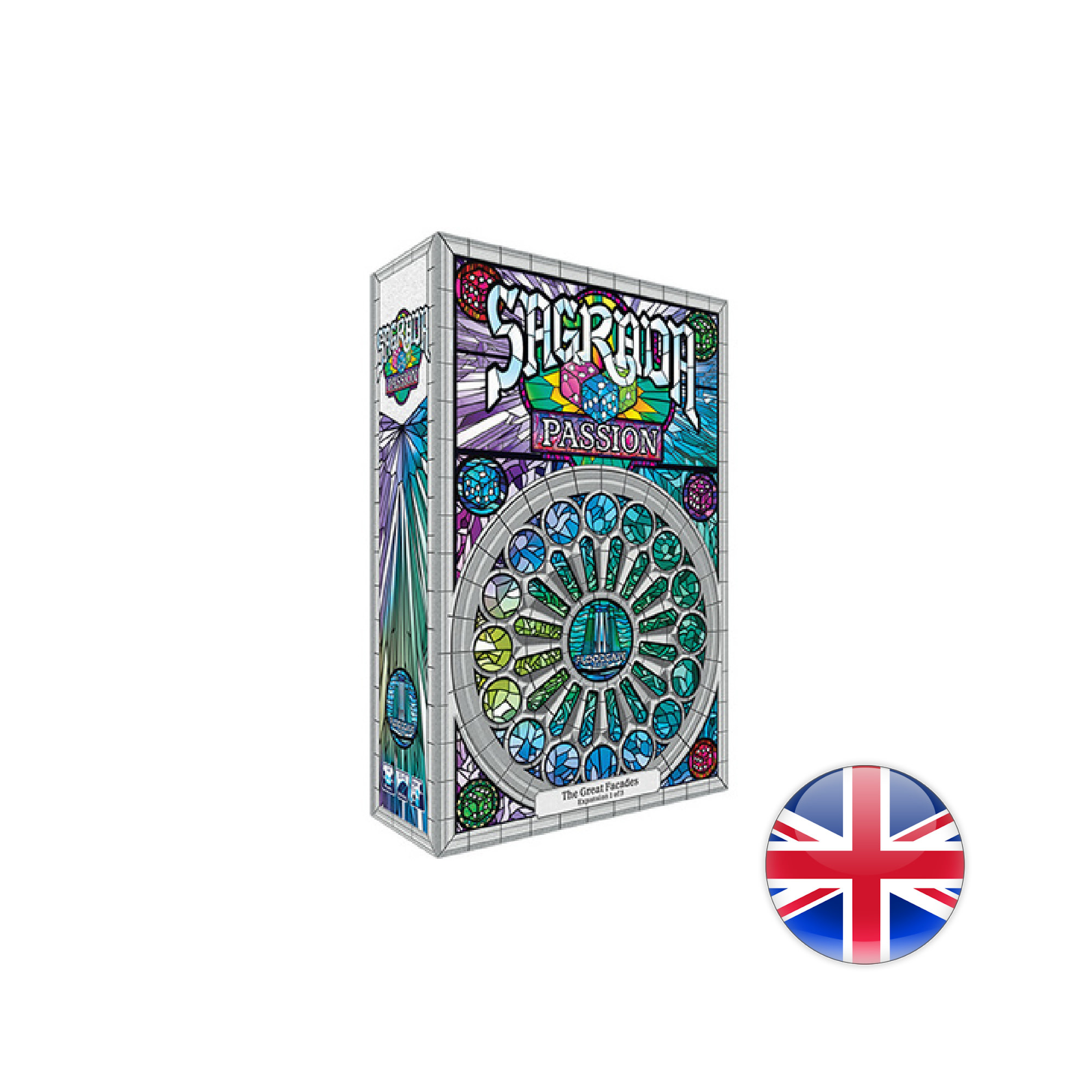 Matagot Sagrada: Passion Expansion VA