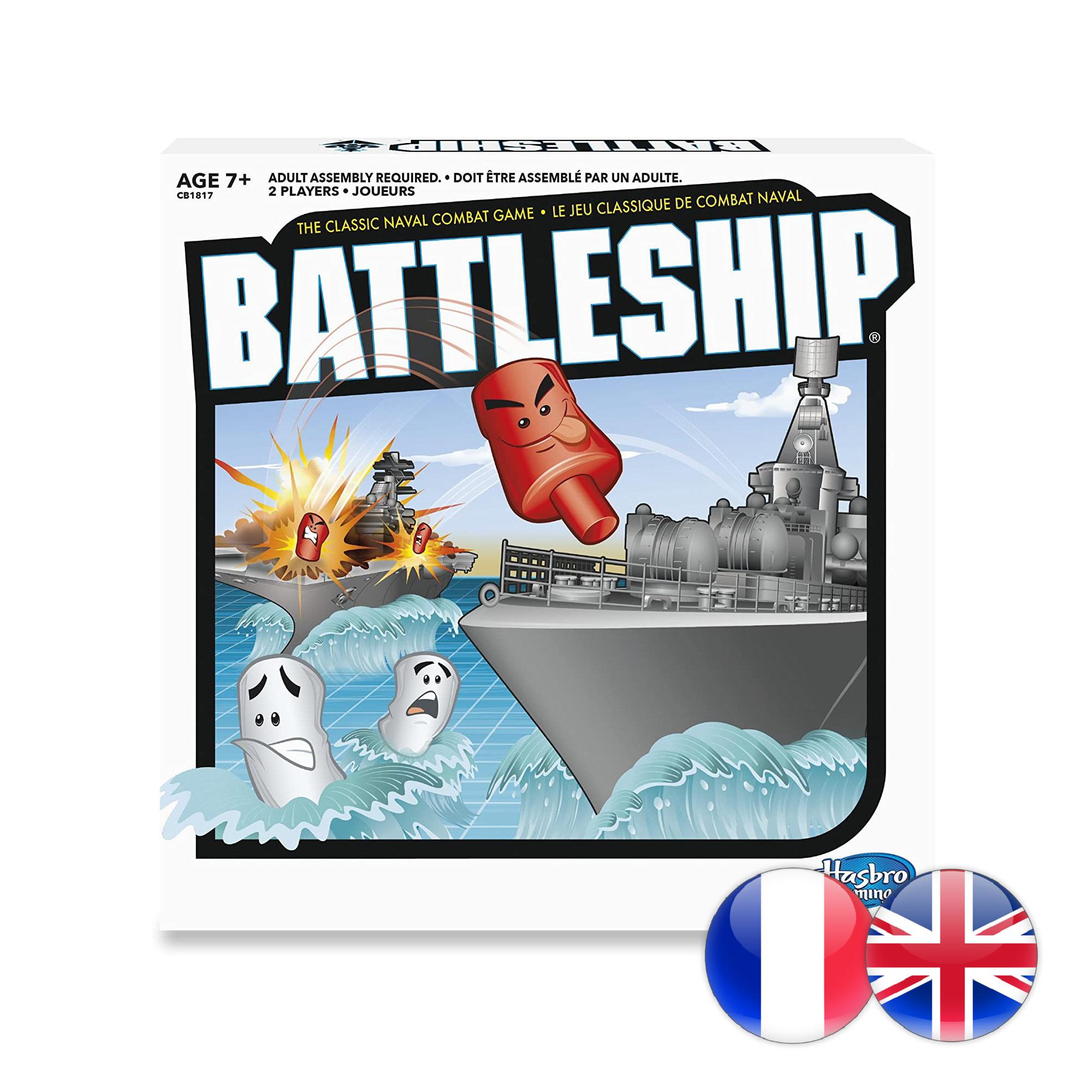 Hasbro Games Battleship (multi)