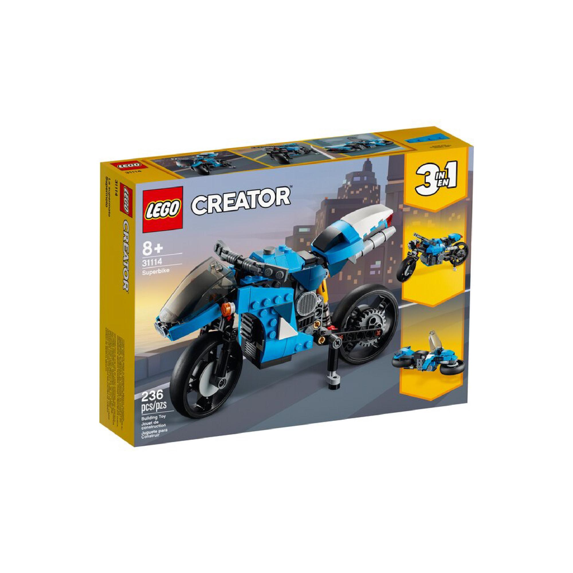 LEGO LEGO Creator - La super moto