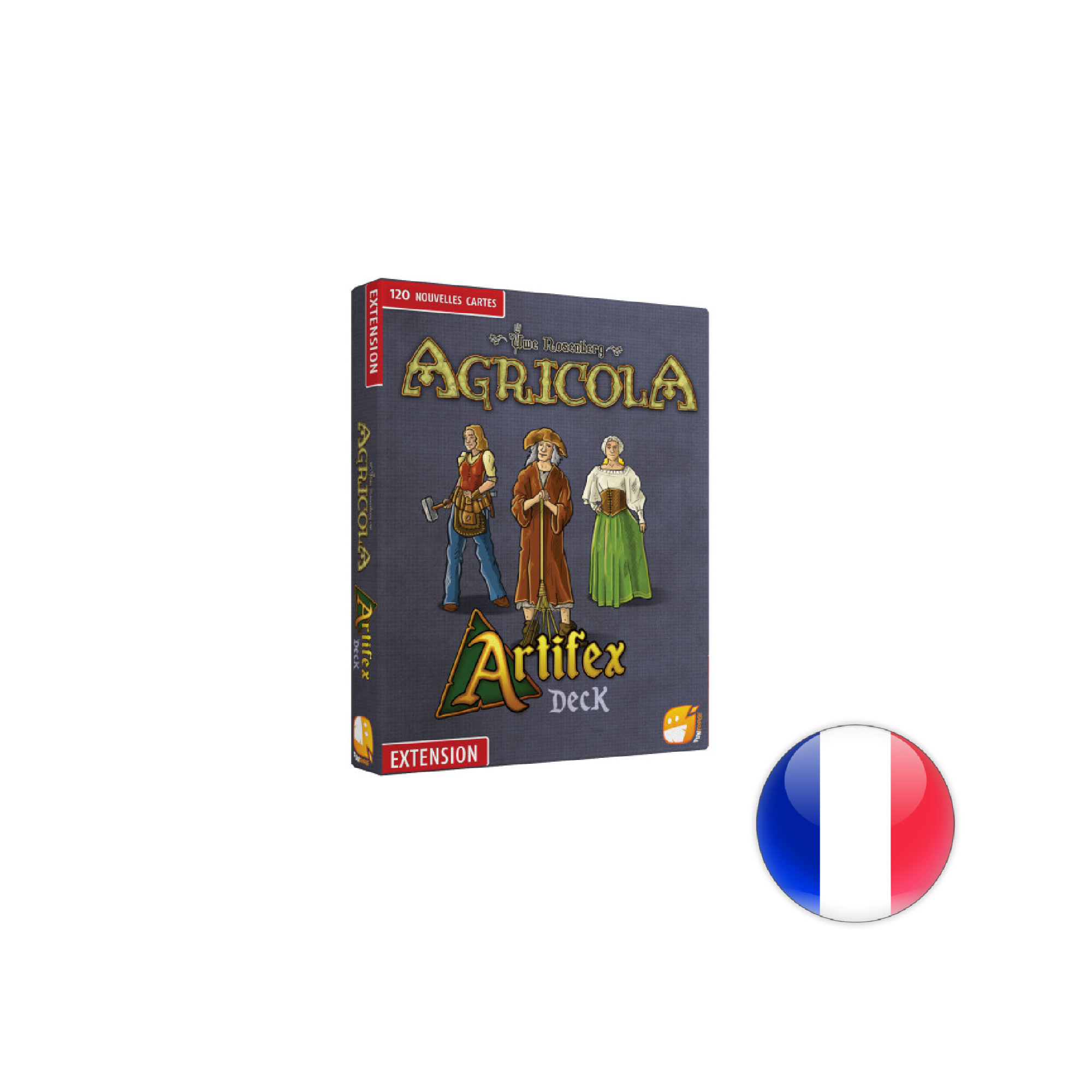 Funforge Agricola: Extension Artifex VF
