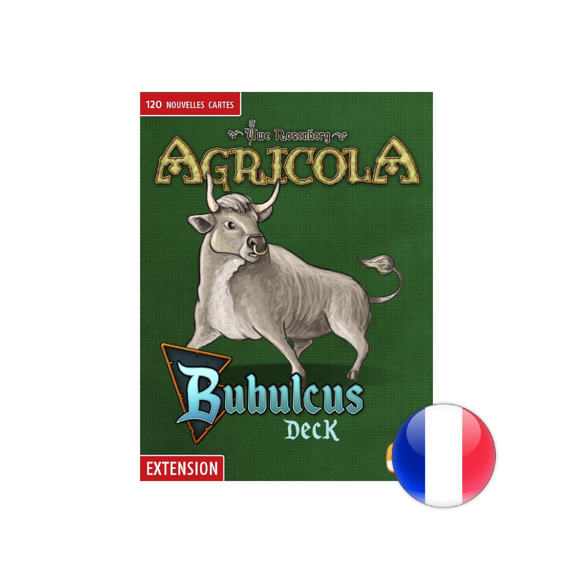 Funforge Agricola Ext. Bubulcus VF