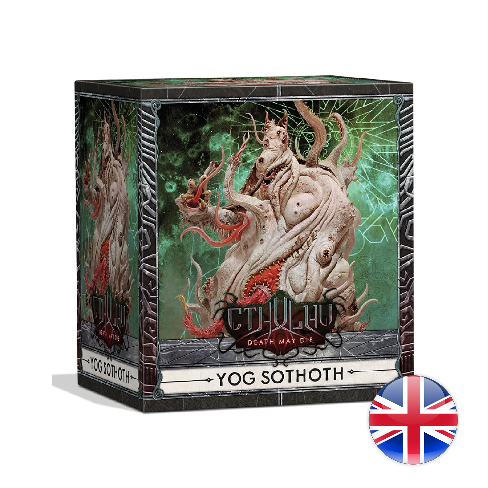 CMON Limited Cthulhu Death May Die: Yog-Sothoth