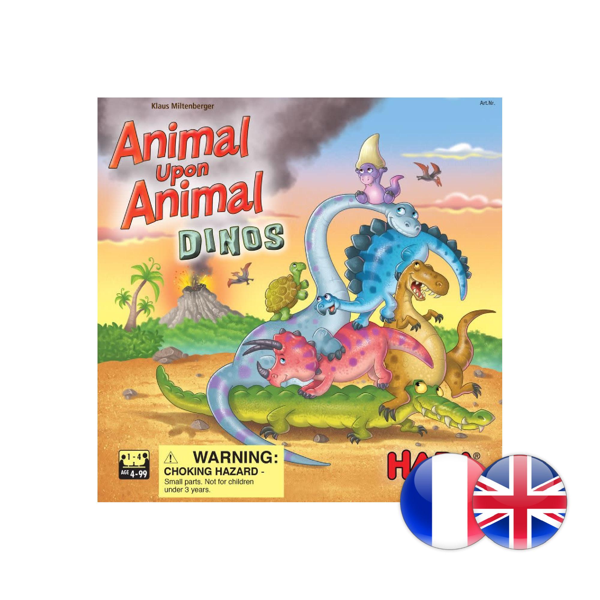 Haba Animal Upon Animal - Dinos (multi)