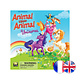 Haba Animal Upon Animal - Unicorns (multi)