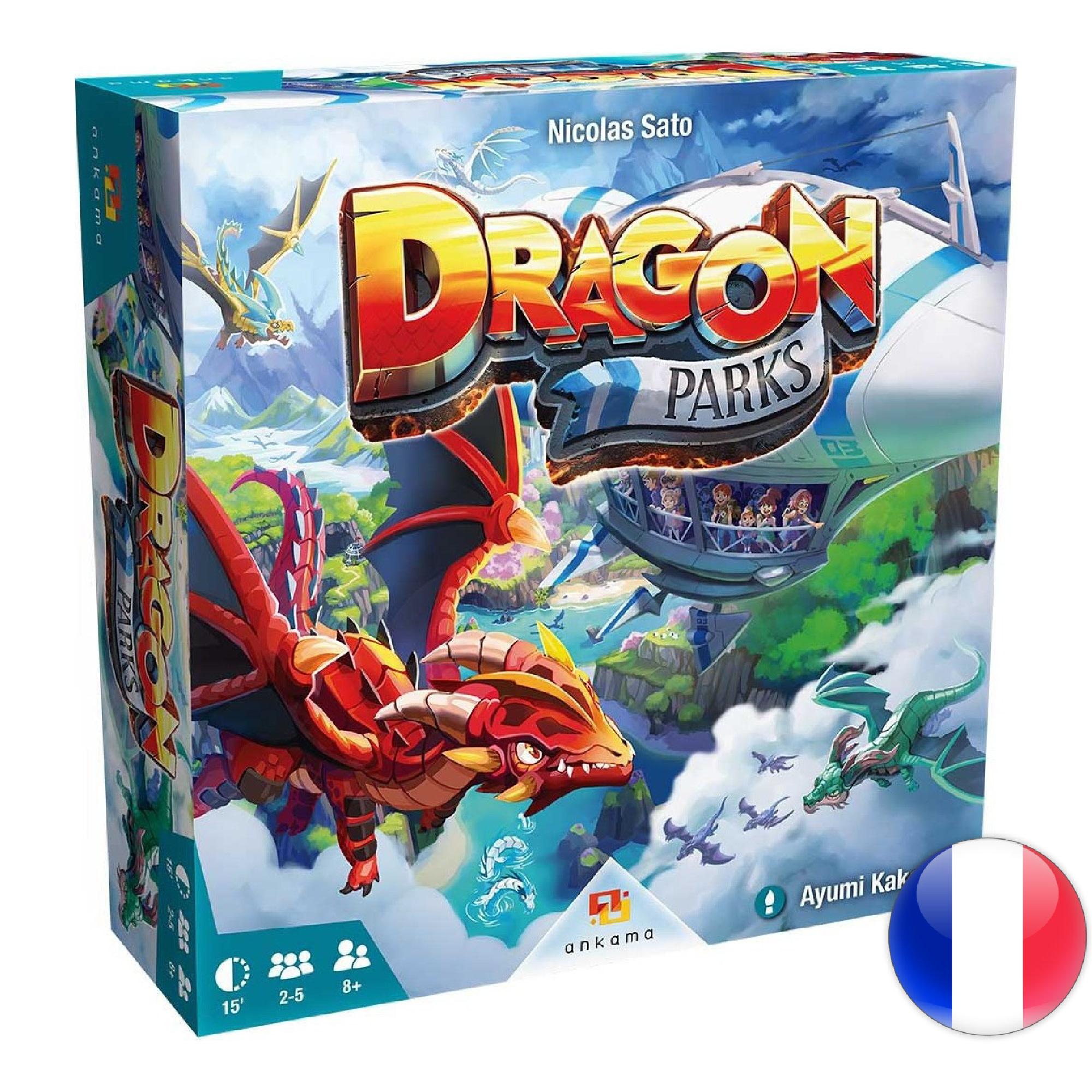 Ankama Dragon Parks VF
