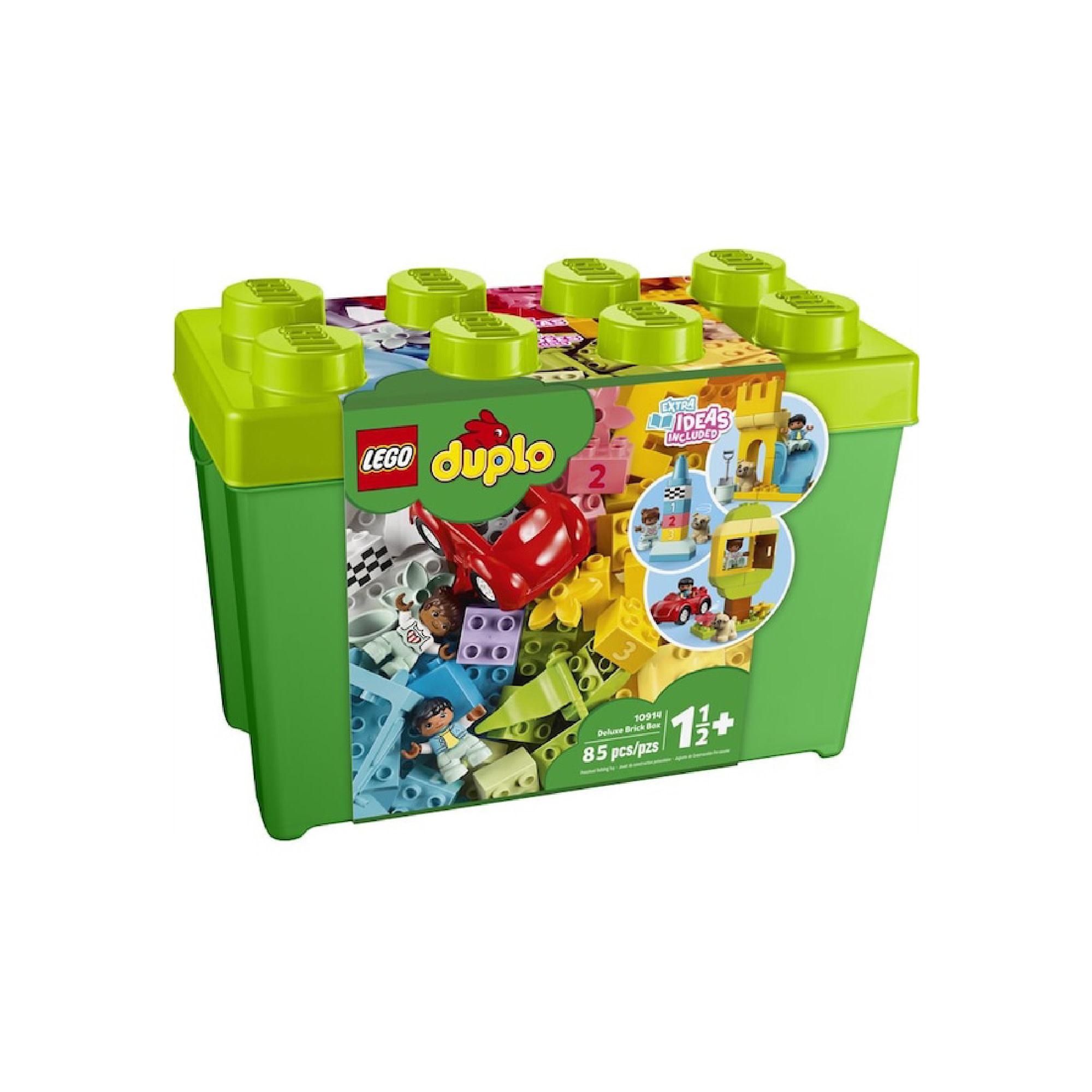 LEGO LEGO Duplo Classique - La boîte de briques deluxes