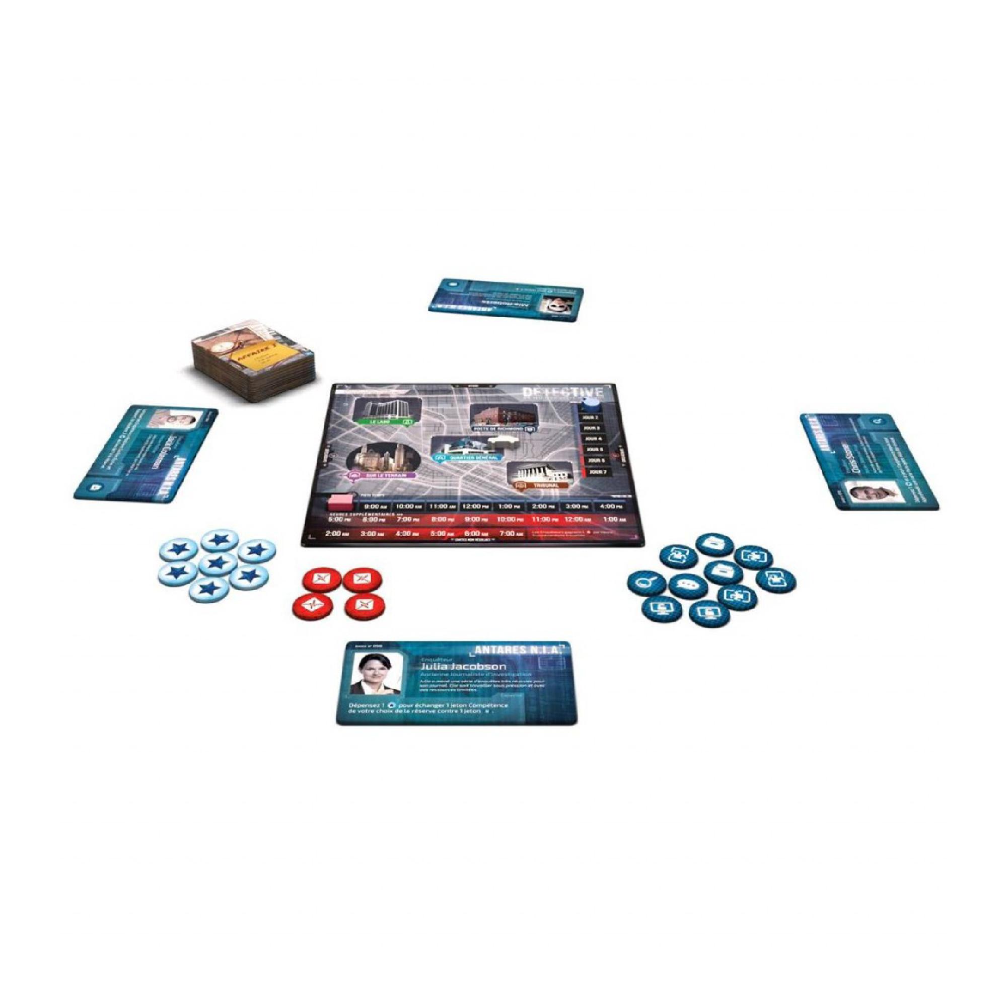 Portal Games Detective VF
