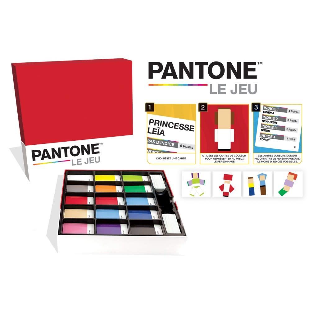 Don't Panic Games Pantone: Le jeu
