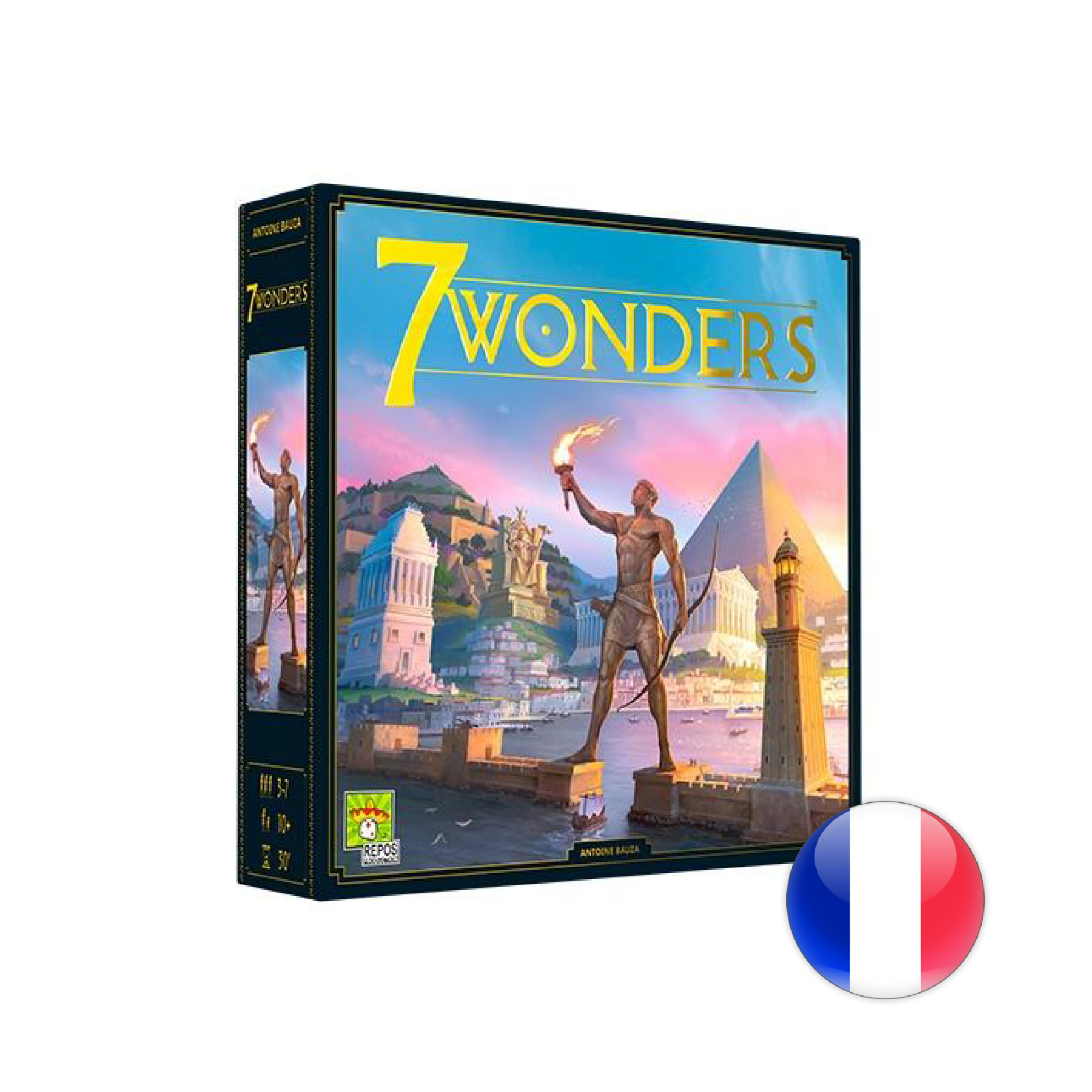 Repos Production 7 Wonders 2e édition VF