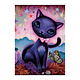 Heye Puzzle 1000: Black Kitty, Ketner