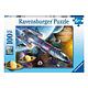 Ravensburger Puzzle 100 XXL: Mission dans l'espace