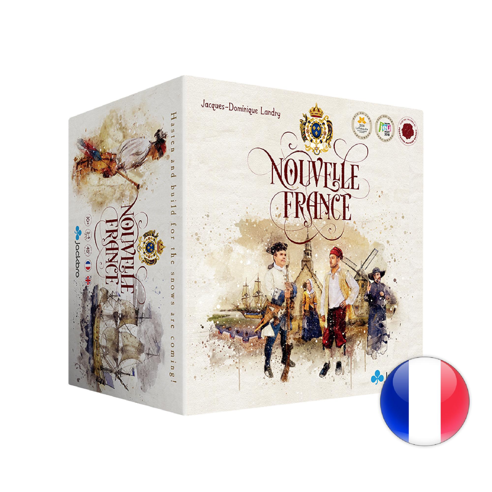 Jackbro Nouvelle France