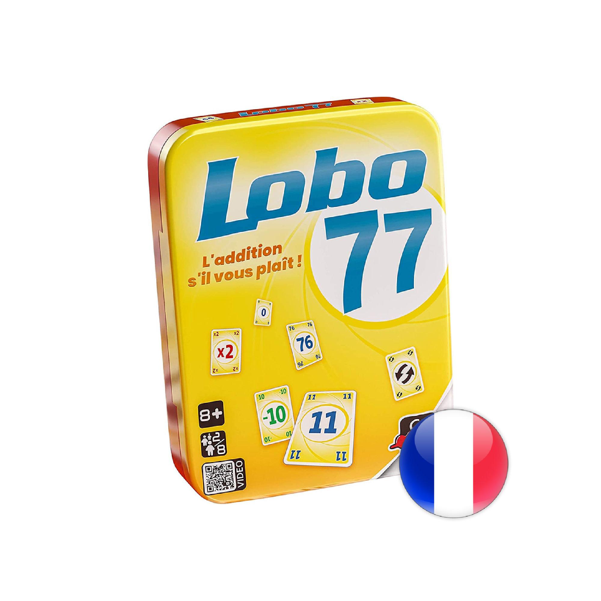 Gigamic Lobo 77