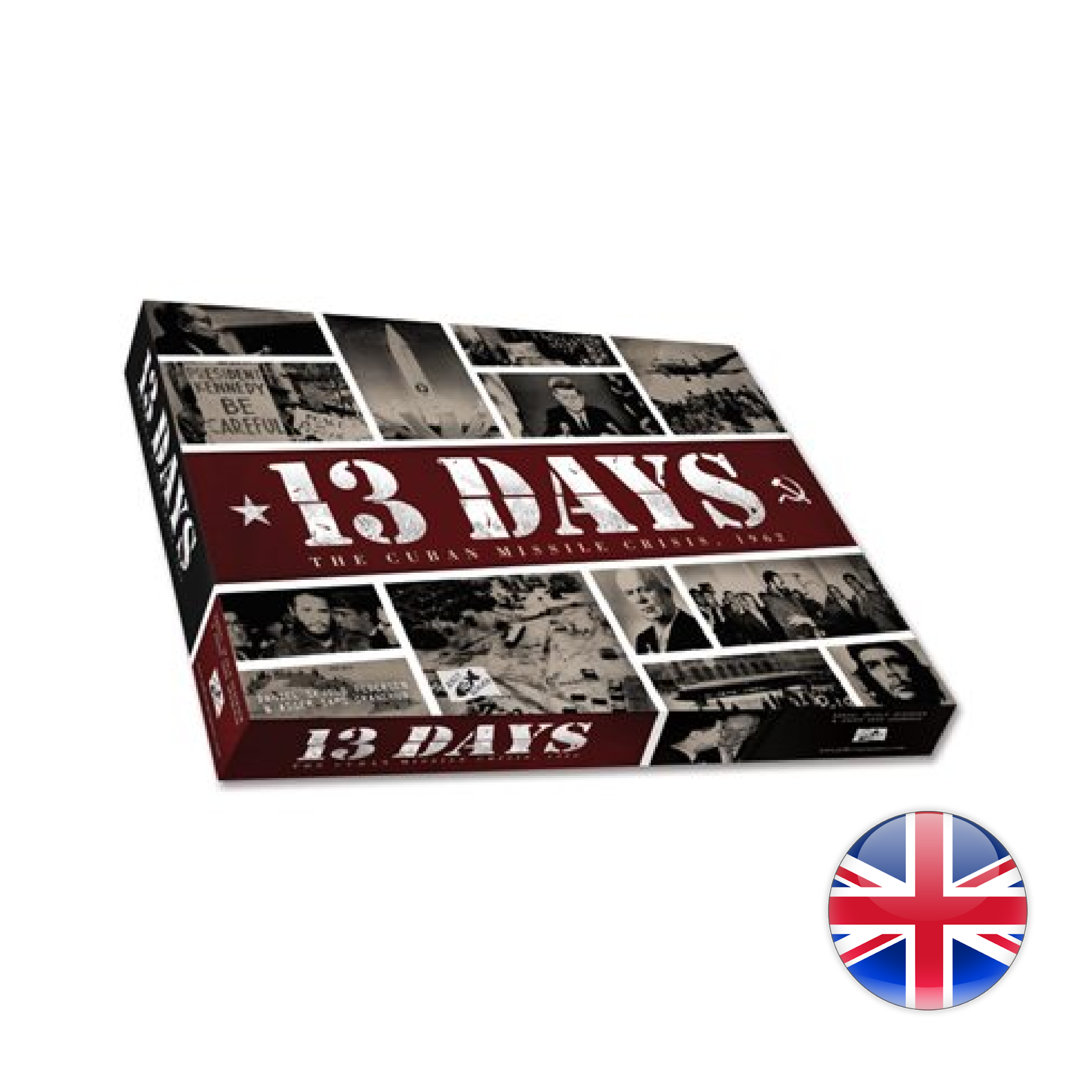 Ultra Pro 13 Days - The Cuban Missile Crisis, 1962