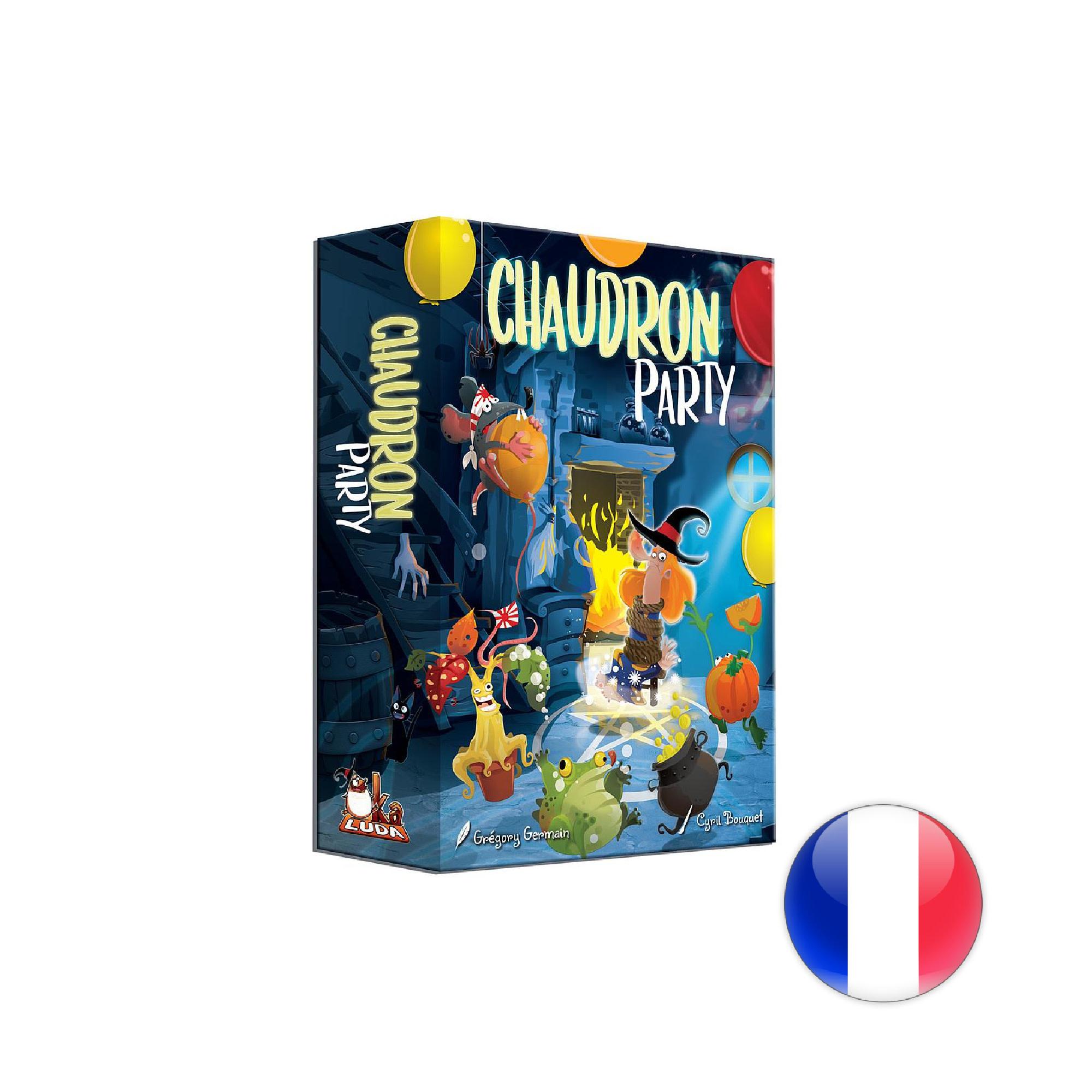 Oka luda Editions Chaudron  Party