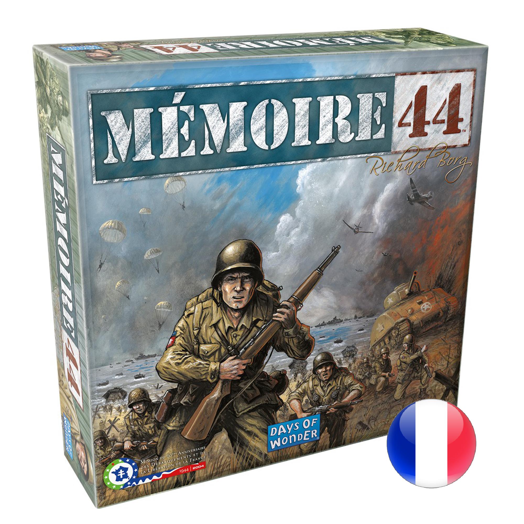 Days of Wonder Mémoire 44 - Le Jeu De Base