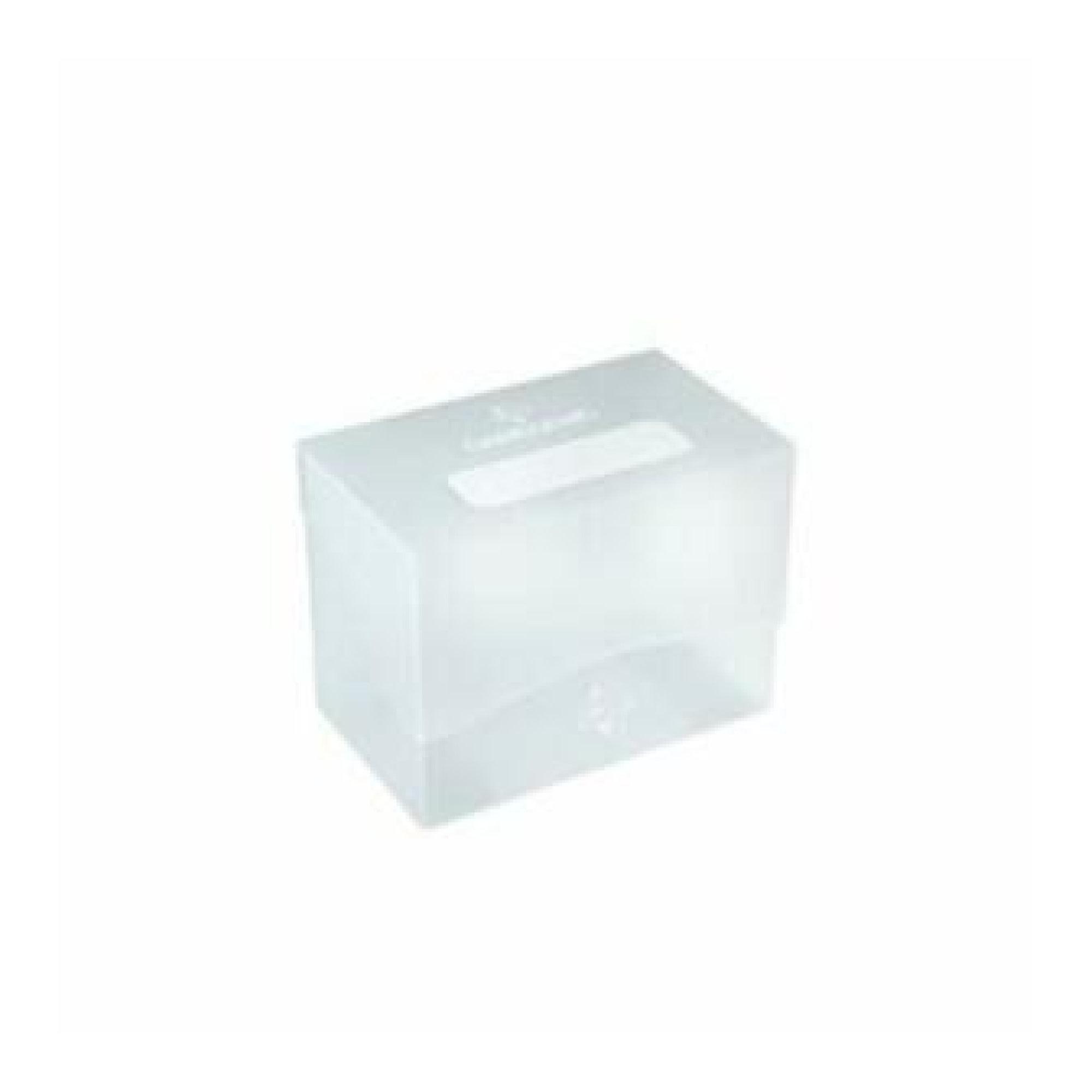 Gamegen!c Deck Box: Side Holder Clear (80ct)