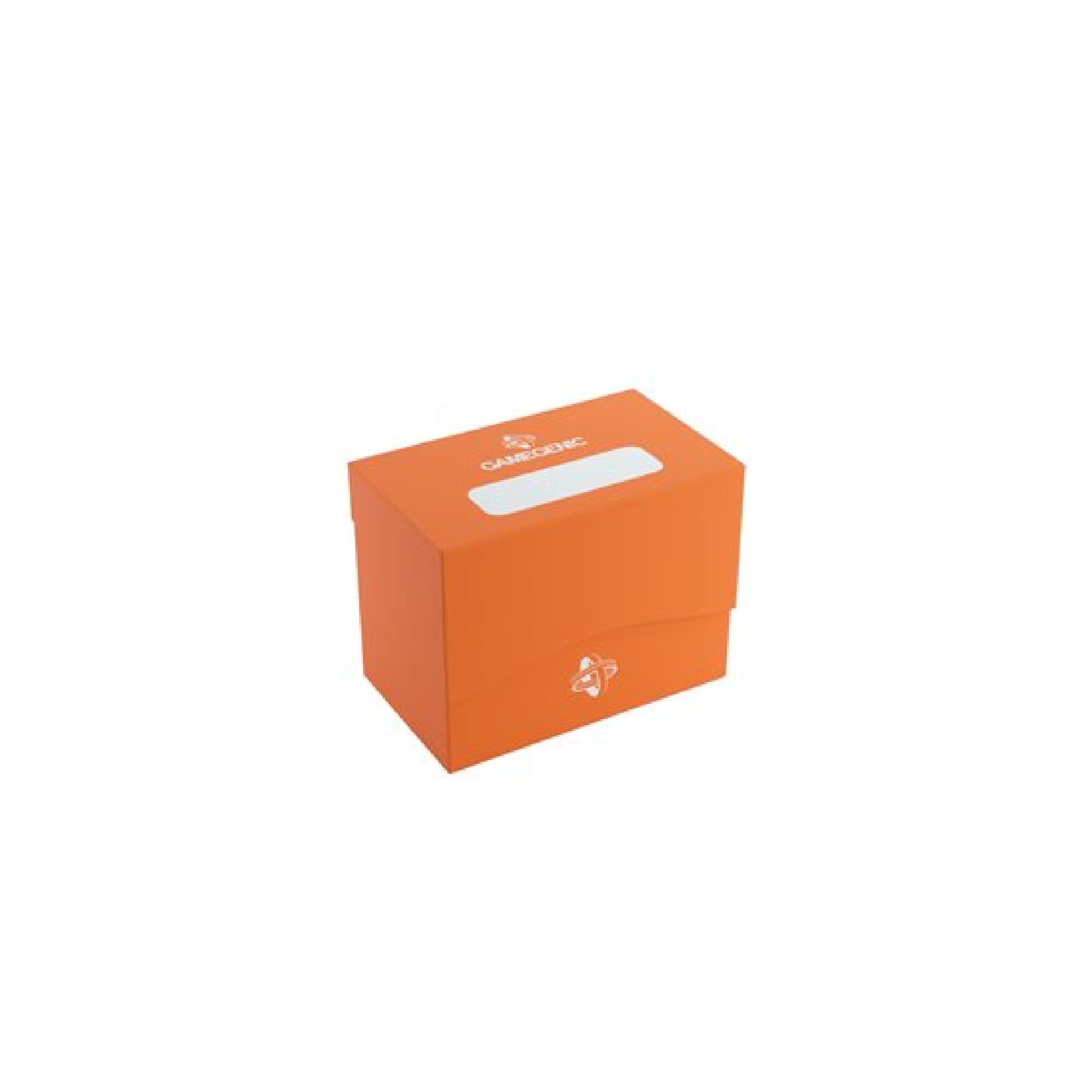 Gamegen!c Deck Box: Side Holder Orange (80ct)