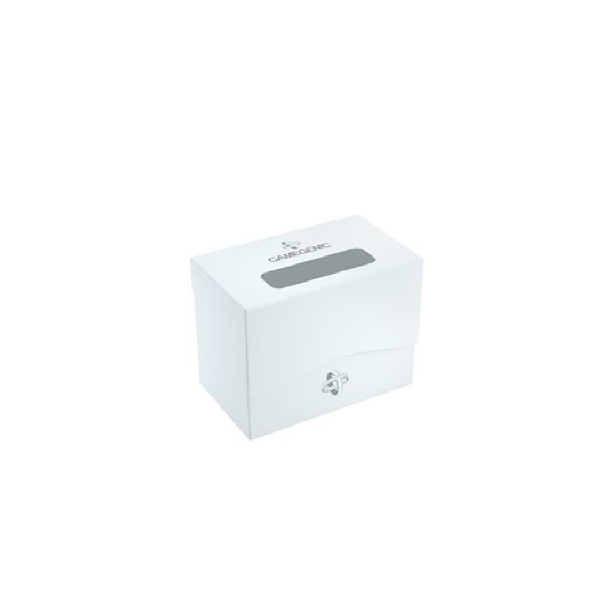 Gamegen!c Deck Box: Side Holder White (80ct)