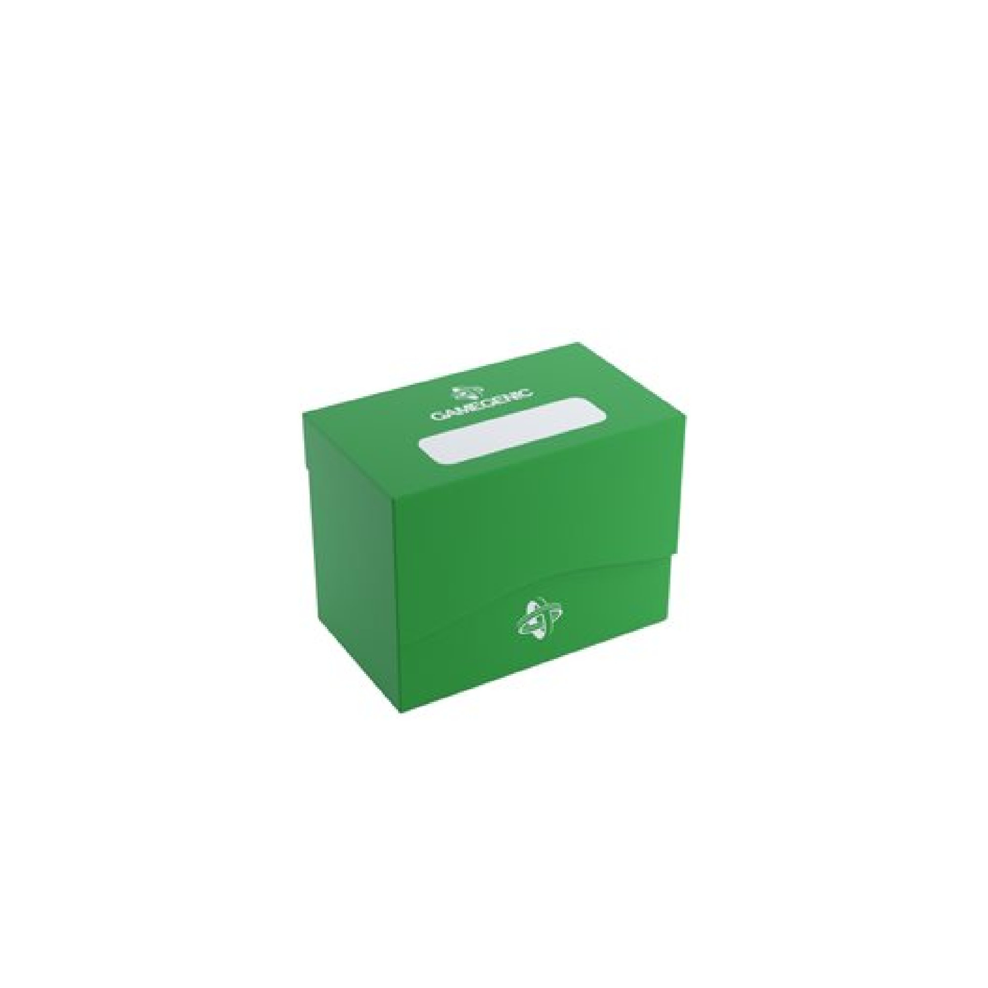 Gamegen!c Deck Box: Side Holder Green (80ct)