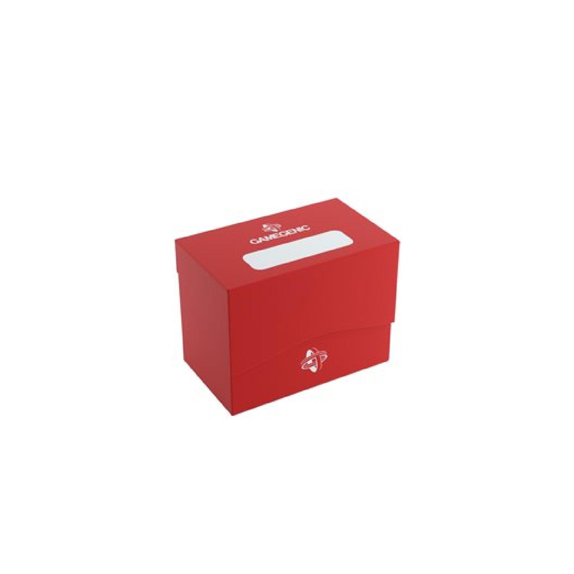 Gamegen!c Deck Box: Side Holder Red (80ct)