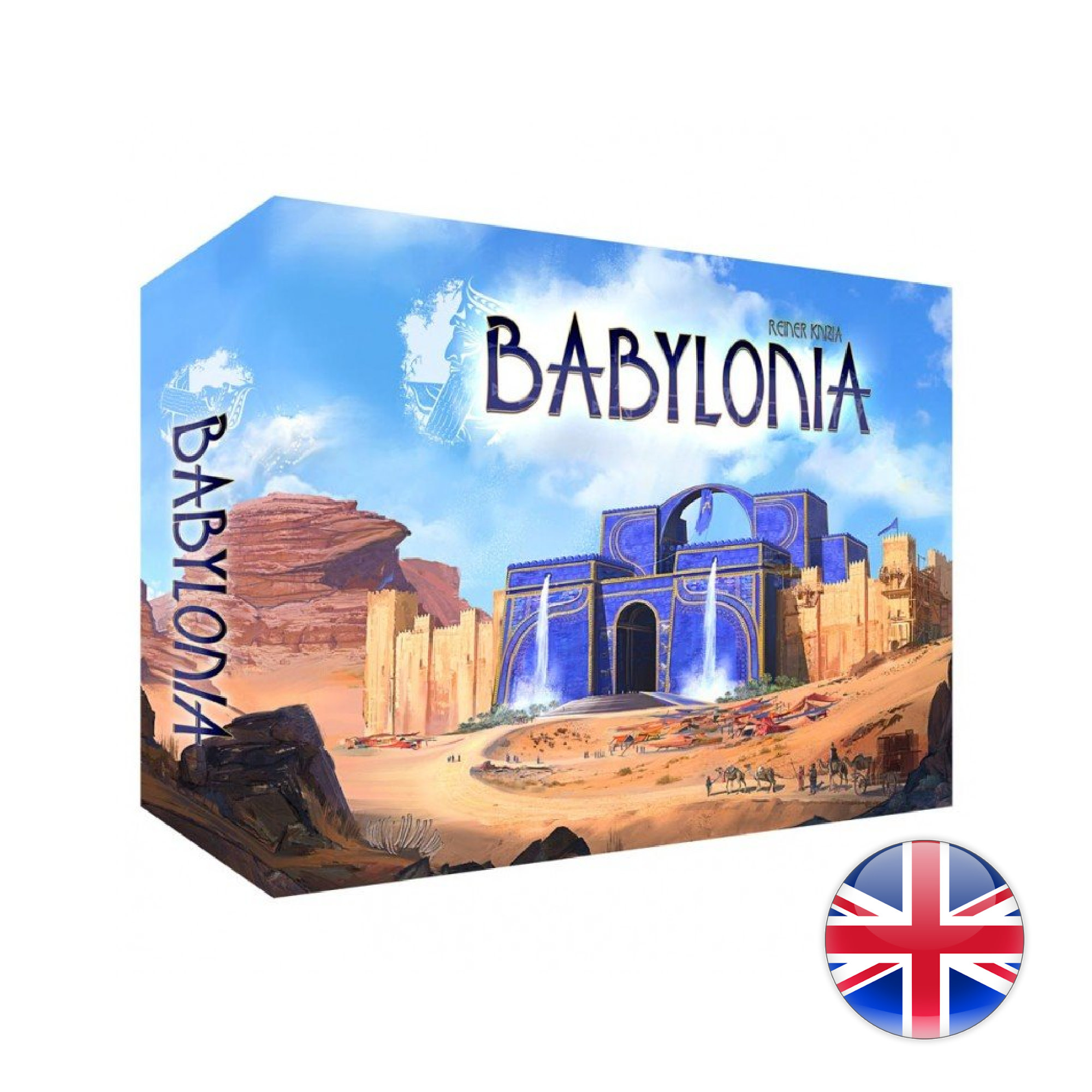 Ludonova Babylonia VA