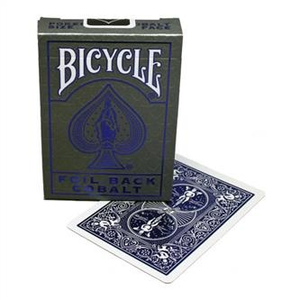 Bicycle Cartes à jouer Bicycle - Metalluxe Blue