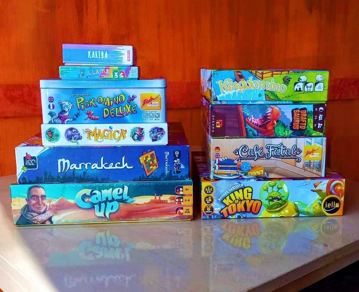 10 jeux de société pour la famille que vous devez connaître!