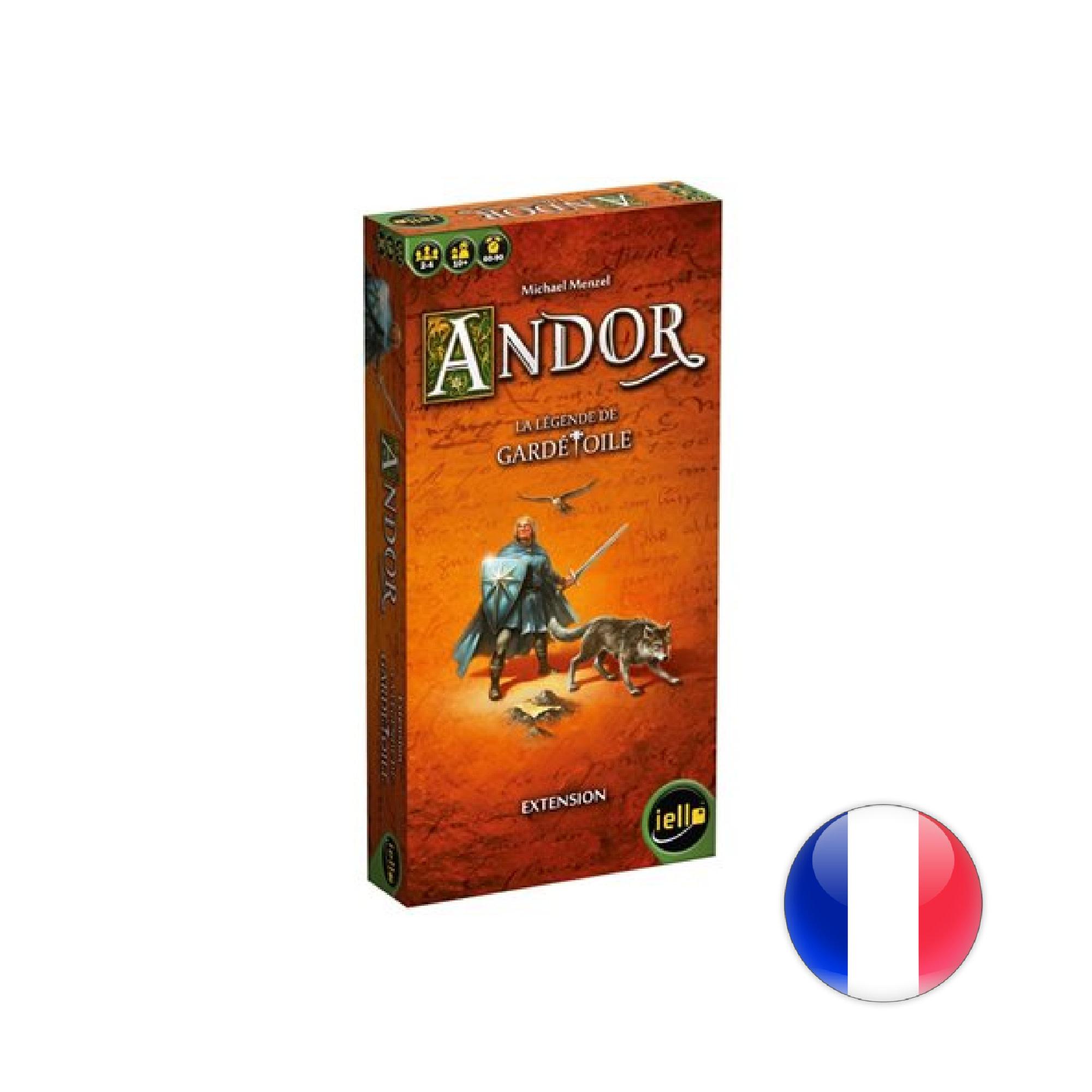 IELLO Andor - La légende de gardétoile