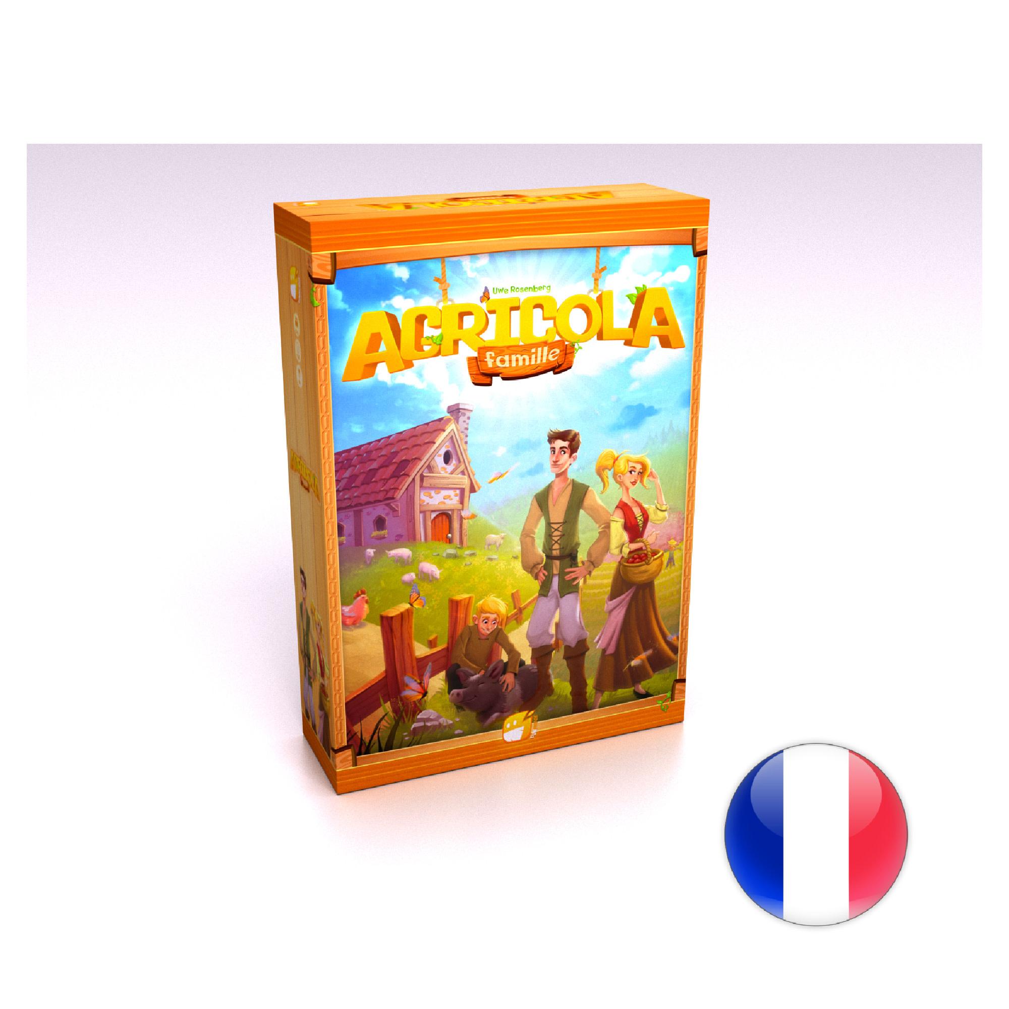 Funforge Agricola: Famille VF