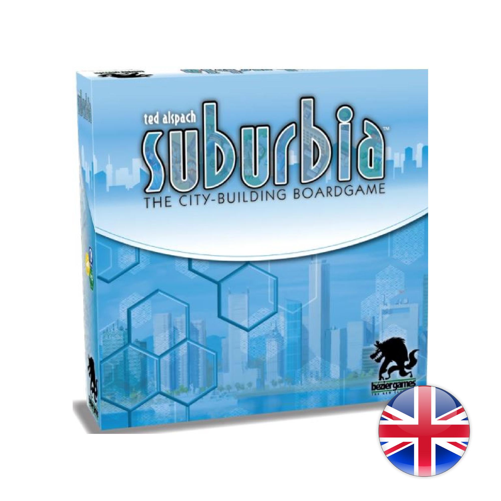 Bezier games Suburbia VA